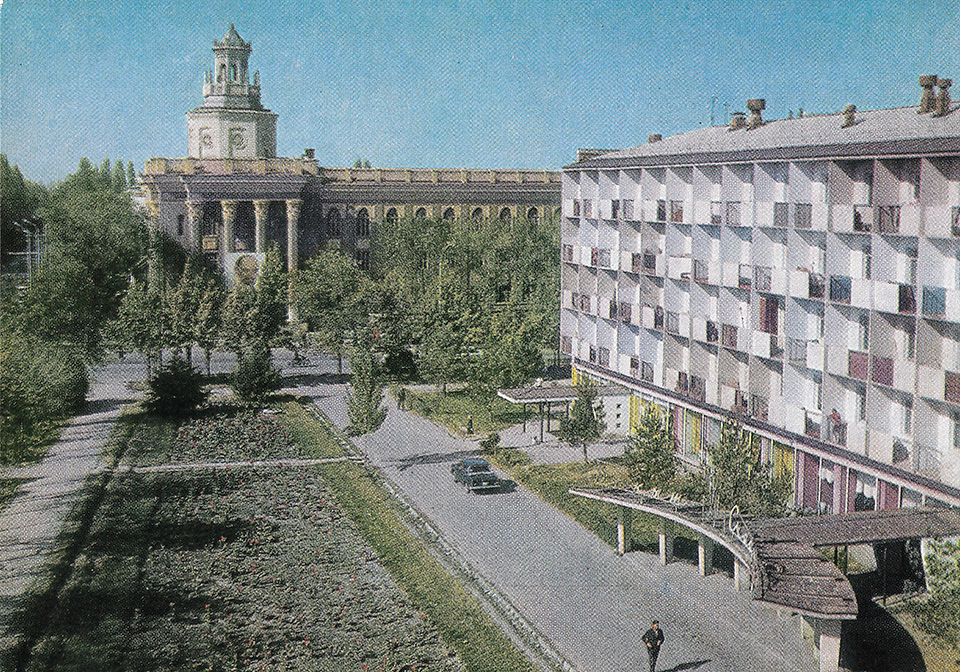 Фото старого города фрунзе сожалению